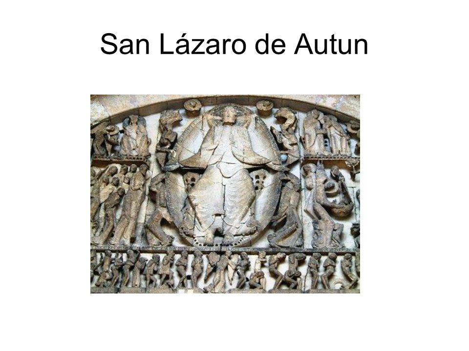 San Lázaro de Autun