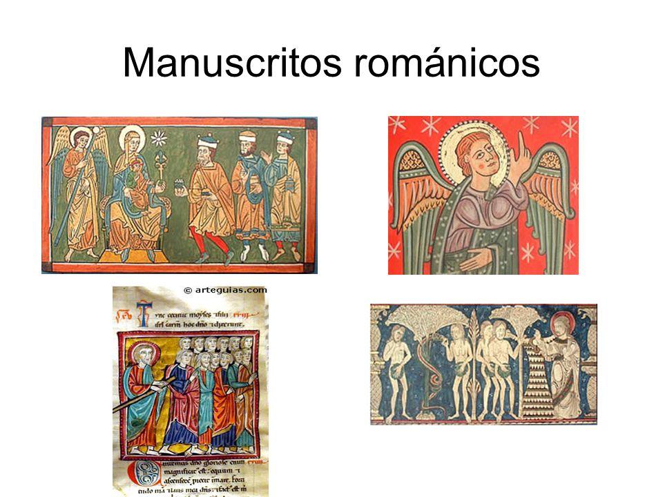 Manuscritos románicos