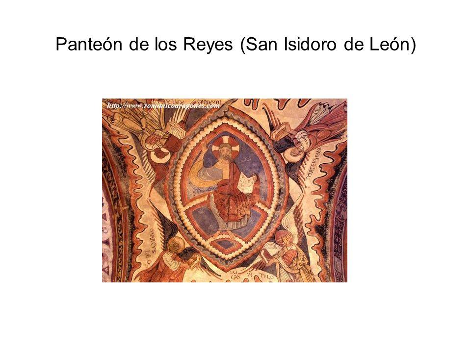 La Magdalena de Vezelay Su tímpano representa la clásica escena del juicio final en bajo relieve, tan extendida en los tímpanos de tantos templos de este periodo.