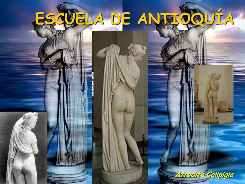 ESCUELA DE ALEJANDRIA Afrodita de Cirene Personificación del Nilo