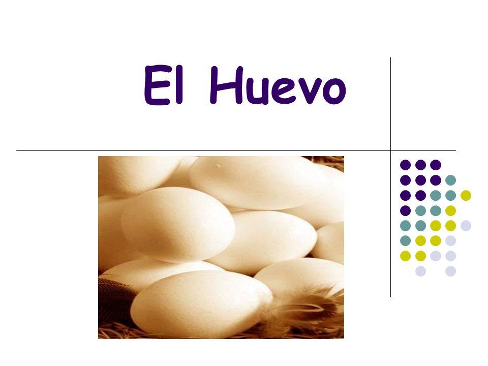 LOS HUEVOS Los huevos podemos clasificarles según se elaboren con cáscara o sin ella.