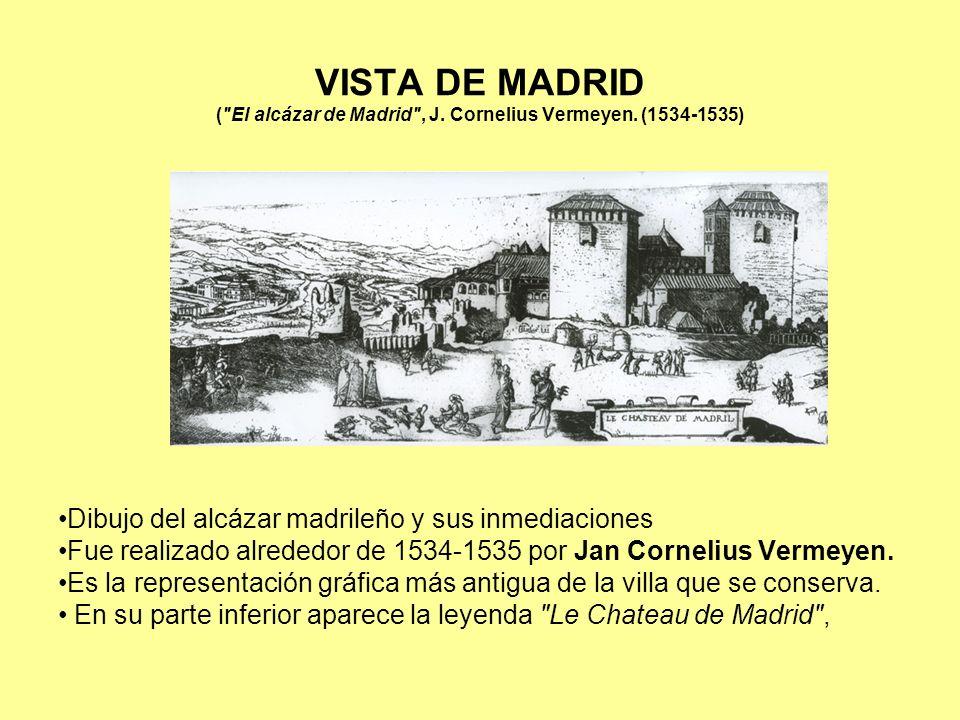 VISTA DE MADRID (