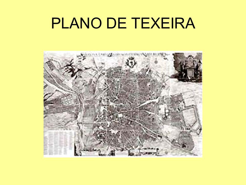 PLANO DE TEXEIRA
