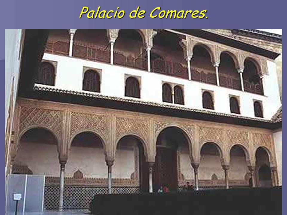 Palacio de Comares.