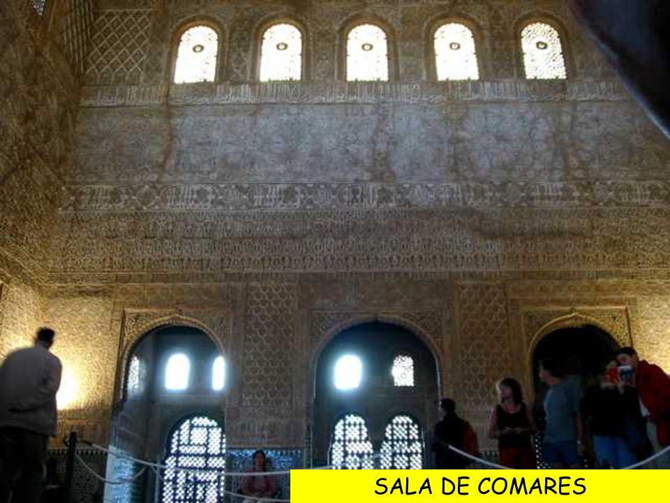 SALA DE COMARES