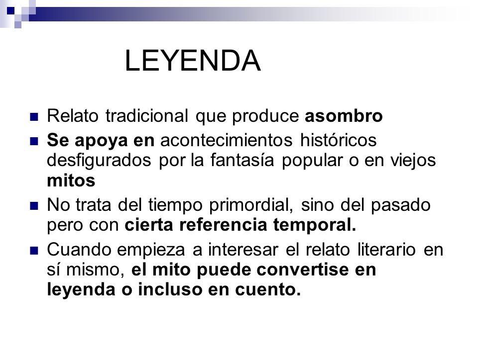 Leyendas y sus versiones literarias posteriores Tema legendario de la Cierva o corza: La doncella cierva (Galicia) (p.