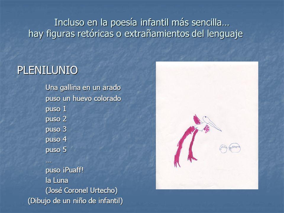 Las tres convenciones básicas especialmente en poesía (J.