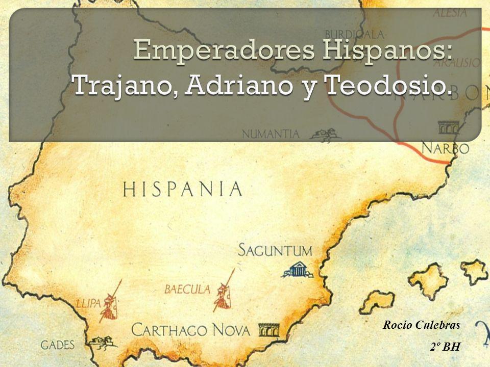 La vía Traiana.Restauración de la vía Apia. Ampliación del puerto de Ostia.