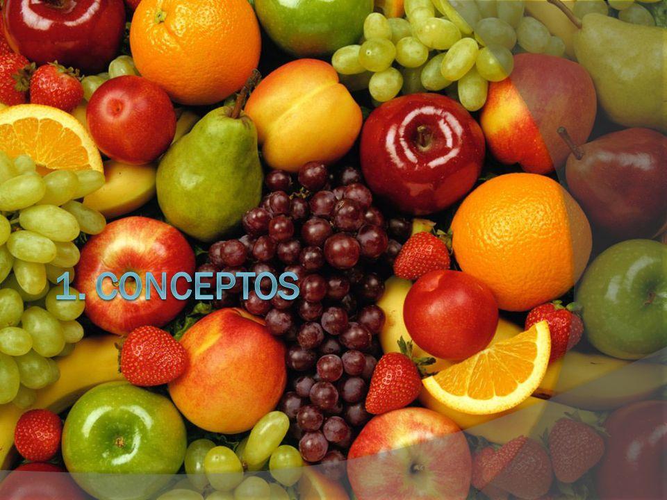 1.1 ALIMENTACIÓN Consiste en la obtención, preparación e ingestión de alimentos.
