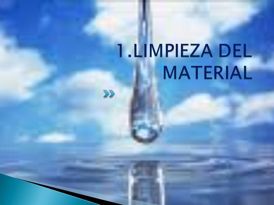 Eliminación mediante: Fregado y lavado con agua, jabón o detergente Aparato adecuado.
