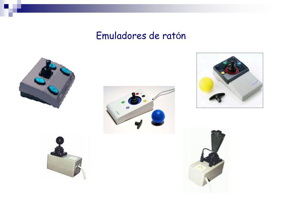 Emuladores de rat ó n