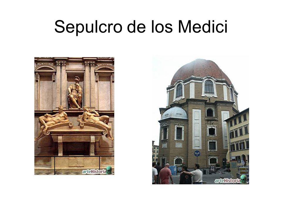 Sepulcro de los Medici