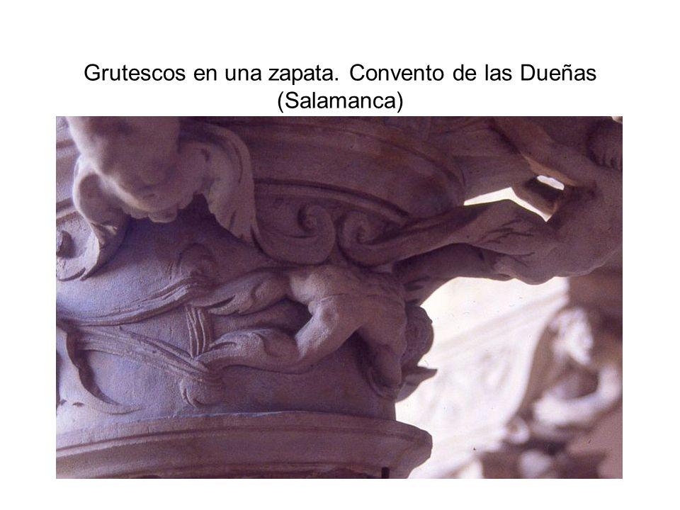 Principales arquitectos: * Alonso de Covarrubias: Nació en Torrijos (Toledo) en 1488.