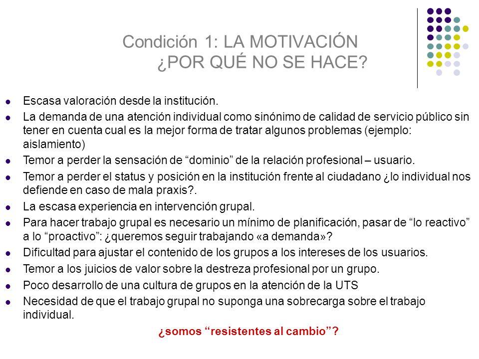 CONCLUSIONES (1) : LO CUANTITATIVO TAREATIEMPOS PROPUESTASEGUIR...