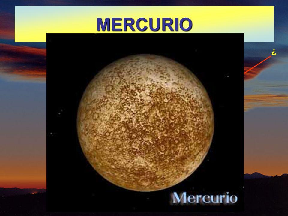 Venus.- Su atmósfera es muy densa, formada por dióxido de carbono y nubes de ácido sulfúrico.