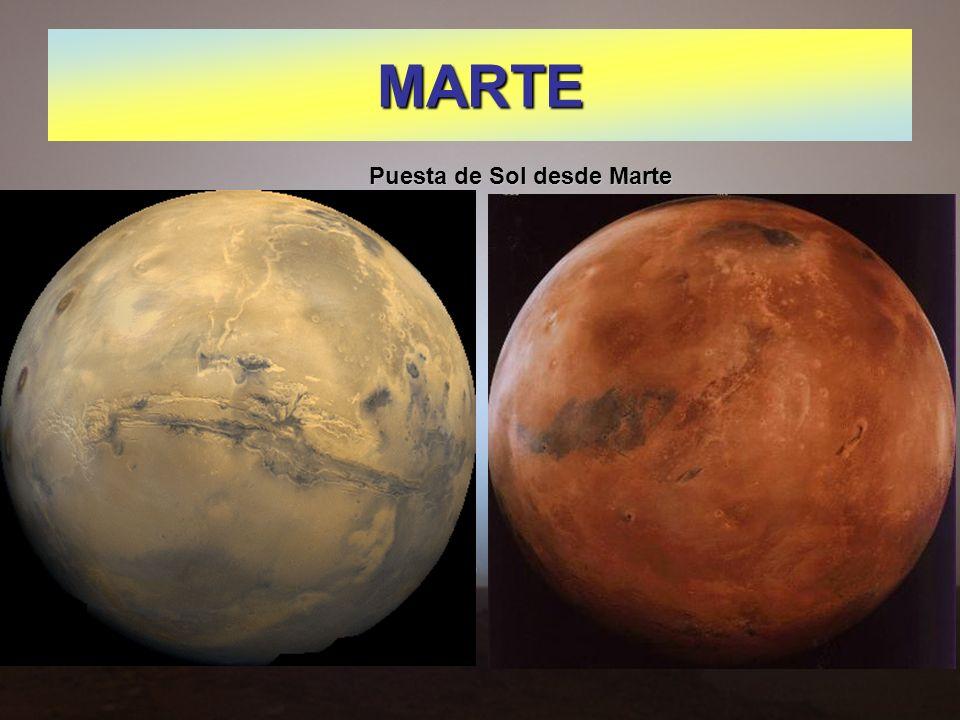 Valle Marineri en Marte
