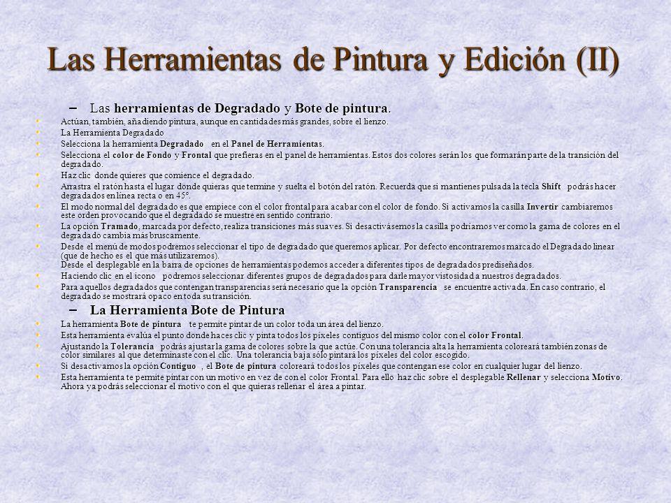 Cuestionario 3 ¿Qué diferencia es la más importante entre la herramienta Lápiz y Pincel.