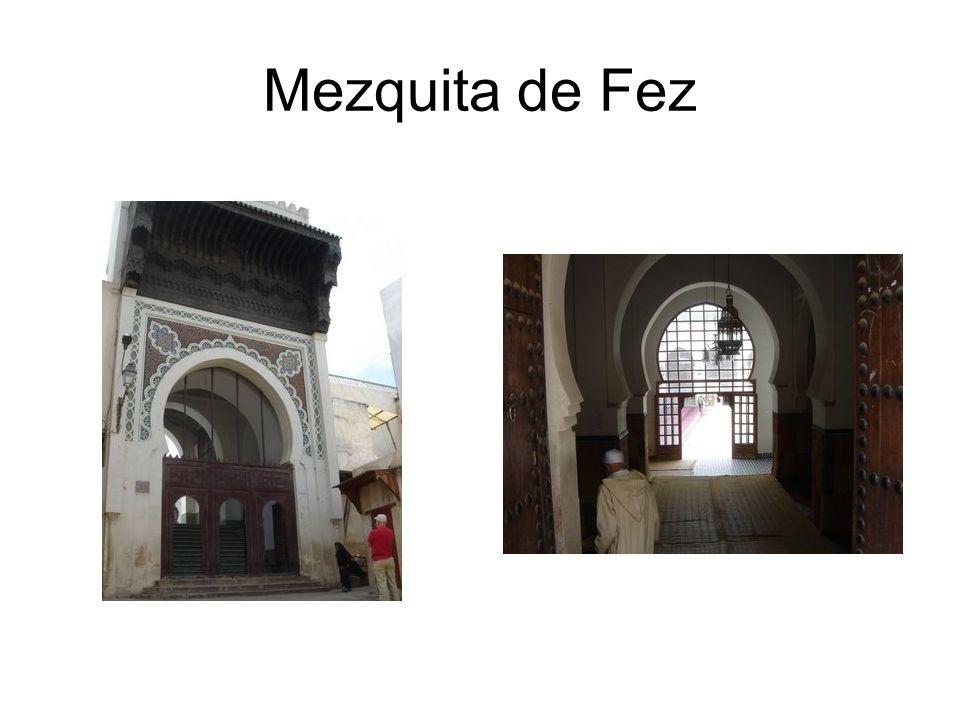 Mezquita de Fez