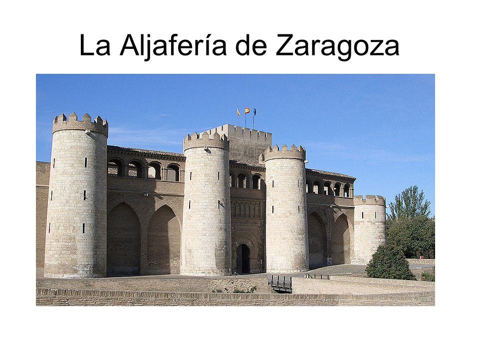La Aljafería de Zaragoza