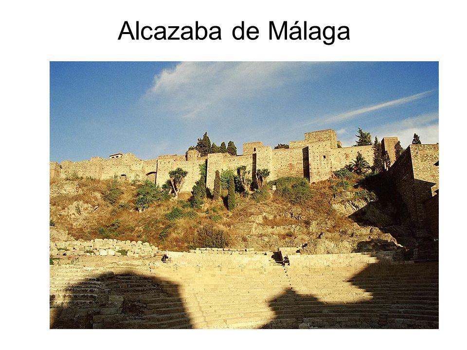 Alcazabas de Almería y de la Alhambra de Granada