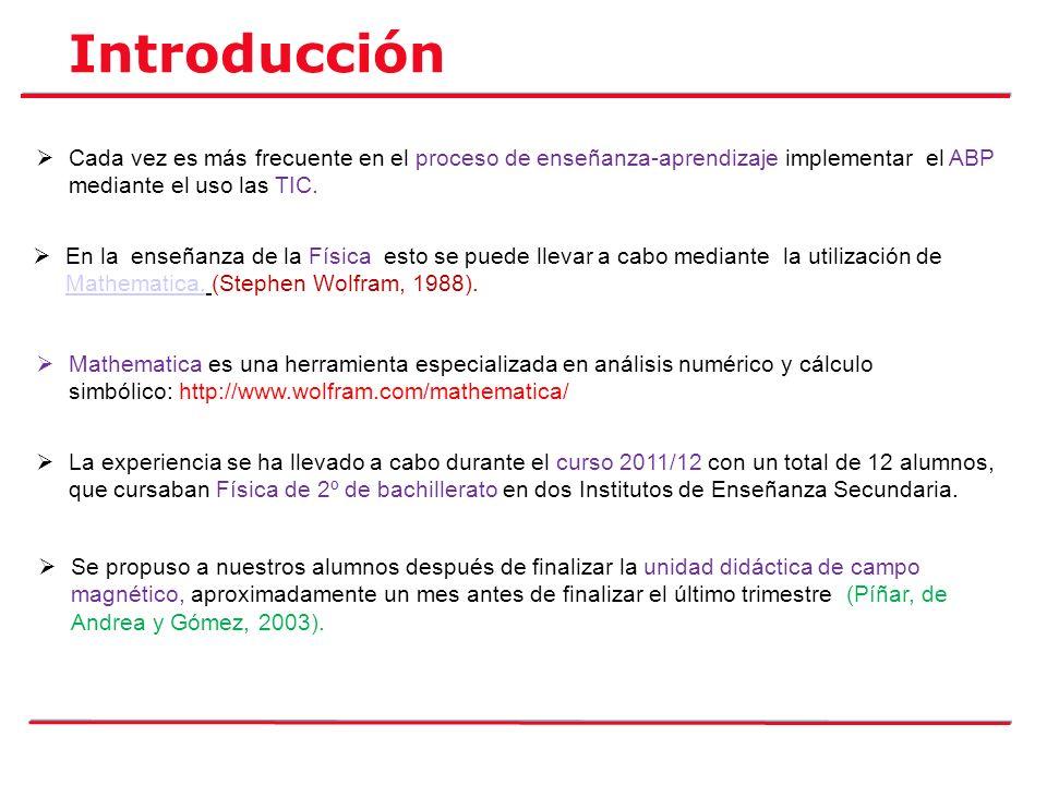 Introducción Mathematica es una herramienta especializada en análisis numérico y cálculo simbólico: http://www.wolfram.com/mathematica/ Cada vez es má