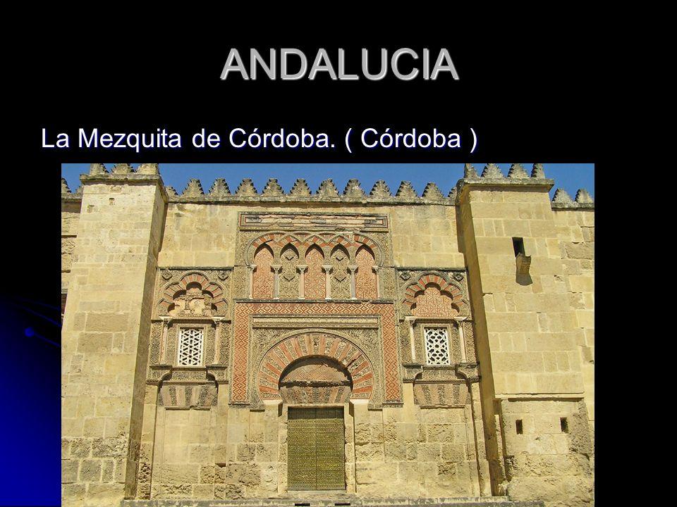 ANDALUCIA La Mezquita de Córdoba. ( Córdoba )