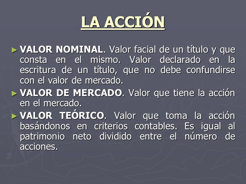 DERECHOS SOCIALES DE LOS SOCIOS Derecho a percibir dividendos.