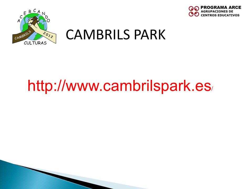 http://www.cambrilspark.es /