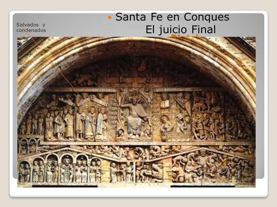 Abadía San Pedro de Moissac Cristo en majestad Tetramorfos 24 ancianos de la Apocalipsis