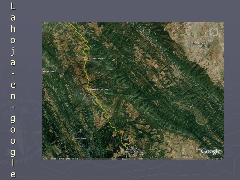 HOJA 681 CASTAÑAR DE IBOR La hoja describe gran parte de las Villuercas La hoja describe gran parte de las Villuercas Se extiende sobre la provincia de Cáceres, y un pequeño territorio toledano Se extiende sobre la provincia de Cáceres, y un pequeño territorio toledano La longitud está establecida respecto al meridiano de Madrid (3º 41 16 al E de Greenwich ) La longitud está establecida respecto al meridiano de Madrid (3º 41 16 al E de Greenwich )