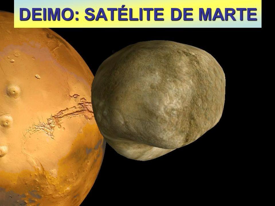 Cualquier objeto que orbita alrededor de un planeta.