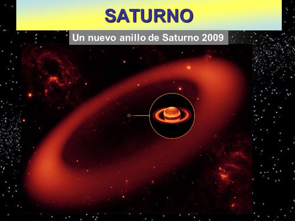 SATURNO Cassini - Huygens, misión a Saturno y Titán: 2005