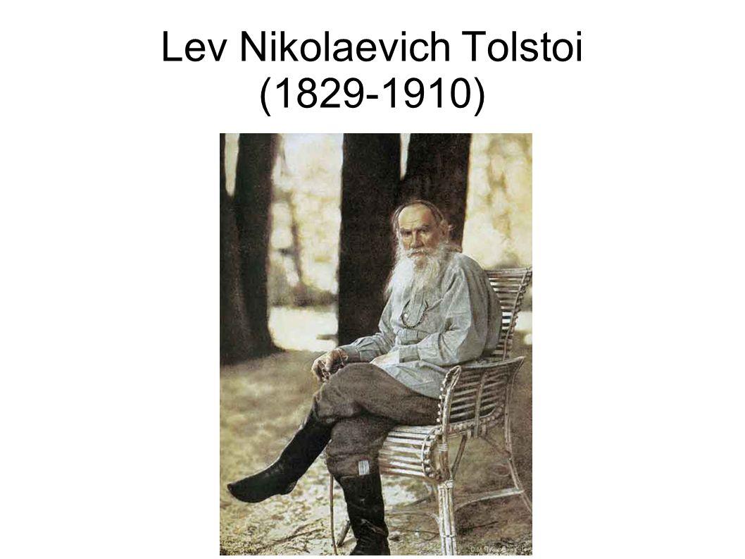 Biografía Nació en 1828 en Yasnaya Polyana.