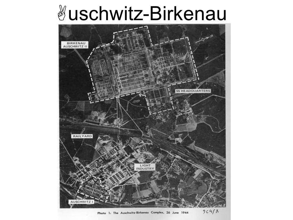 uschwitz-Birkenau Número de víctimas: Por encima de 1.000.000 (R.
