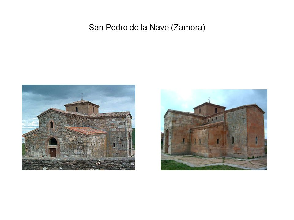 San Pedro de la Nave (Zamora