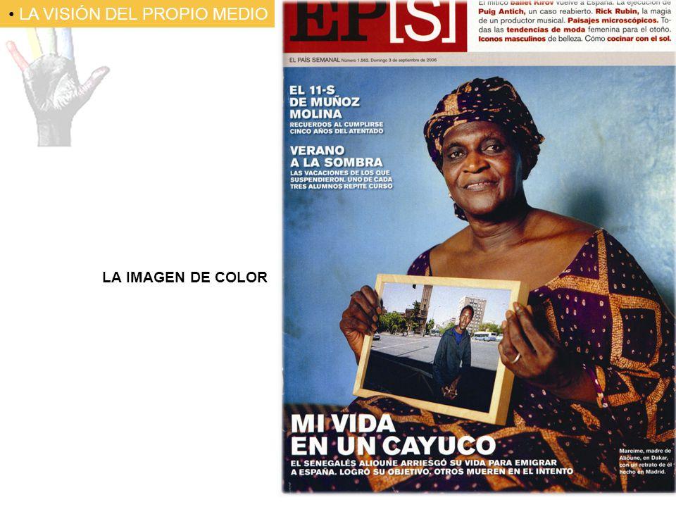 POR UNA COMUNICACIÓNINTEGRADA Medios de Comunicación e Inmigración Guillermina Franco Álvarez. Universidad Carlos III de Madrid LA VISIÓN DEL PROPIO M