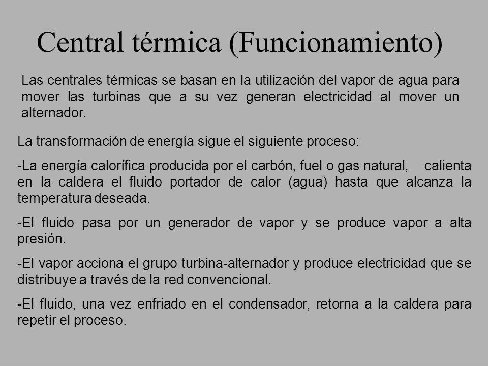 Central térmica