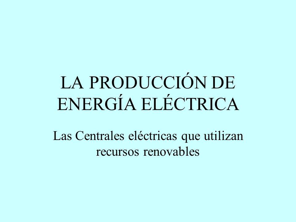 Recursos renovables Las fuentes de energía renovables son aquellas fuentes de energía que por más que la humanidad las utilice, siempre vuelven a estar disponibles para su uso.