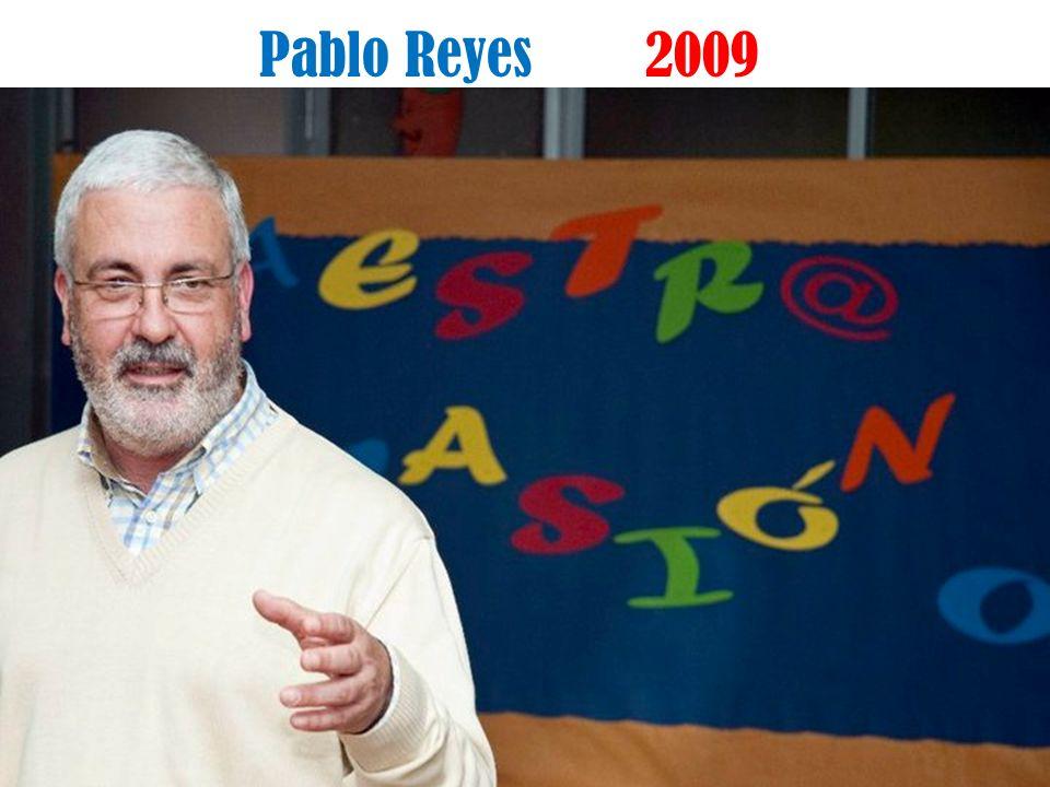 Pablo Reyes 2009
