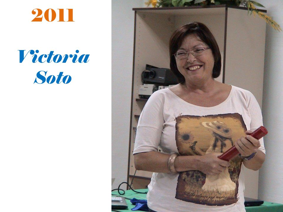 2011 Victoria Soto