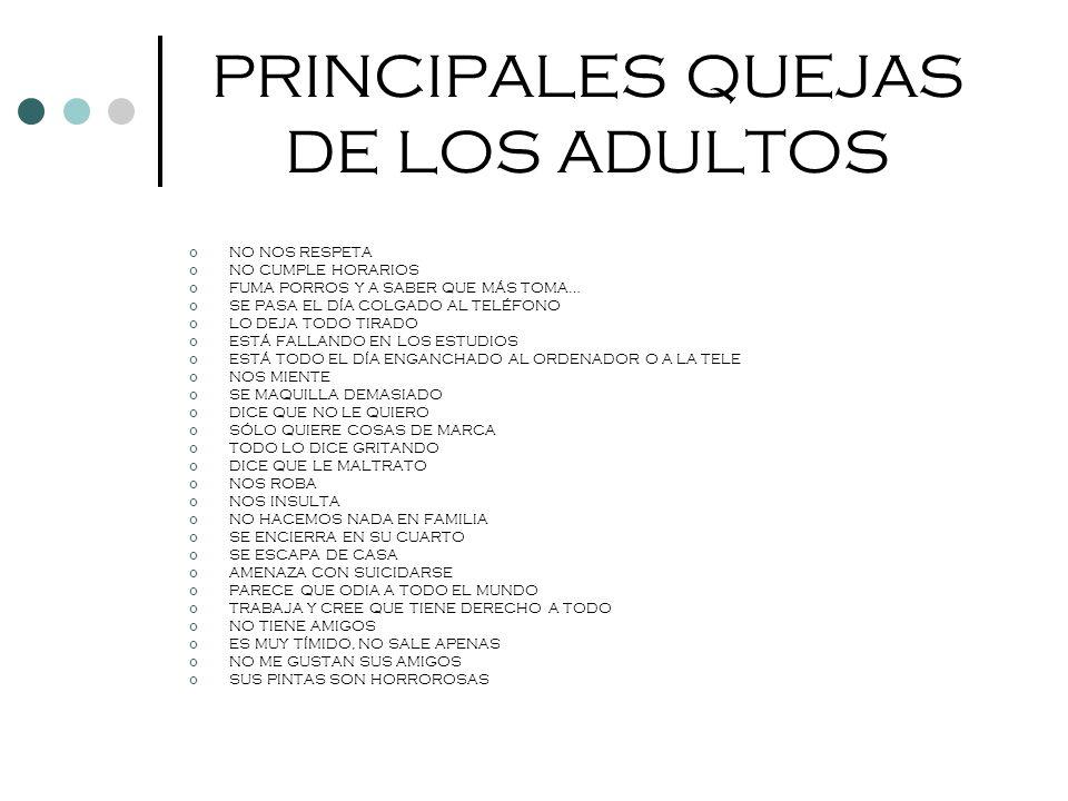 CONCLUSIONES ¿QUÉ NECESITAN NUESTROS HIJOS.
