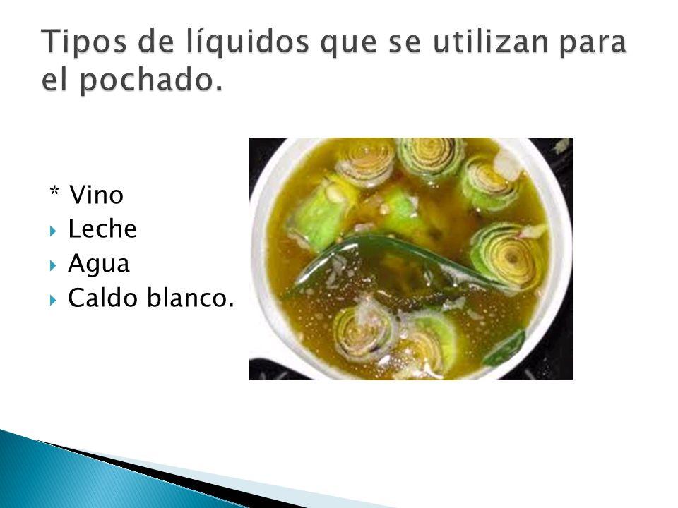 Es cocinar con líquido en ebullición.Se usa una olla siempre tapada.