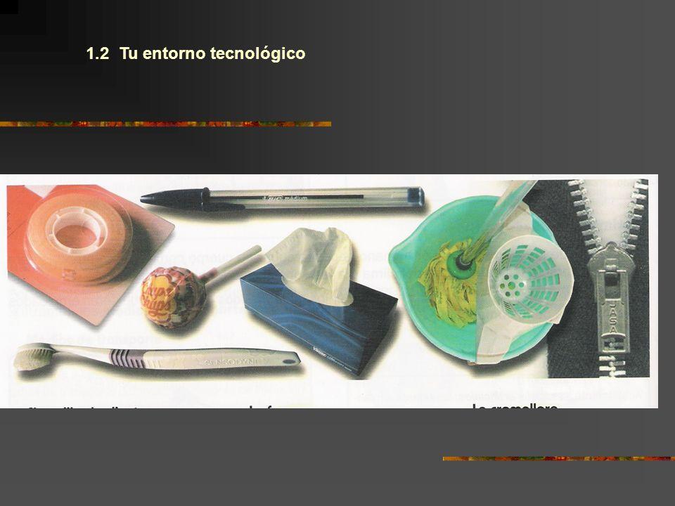 1.2 Tu entorno tecnológico