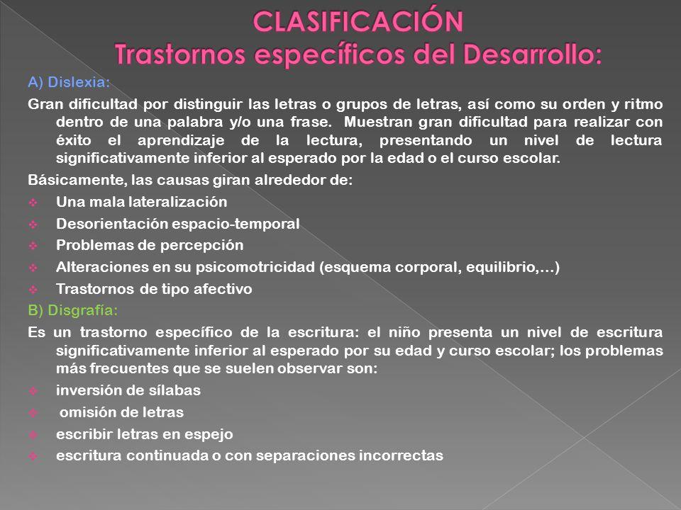 C) Disortografía: el error particular para la expresión lingüística gráfica, conforme a las reglas del idioma.
