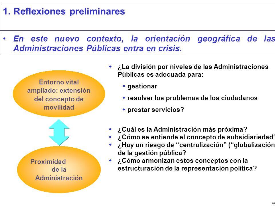 B22843CV La Administración Pública es un entorno con características específicas, que usualmente no se tienen en cuenta a la hora de abordar iniciativas de eAdministración.