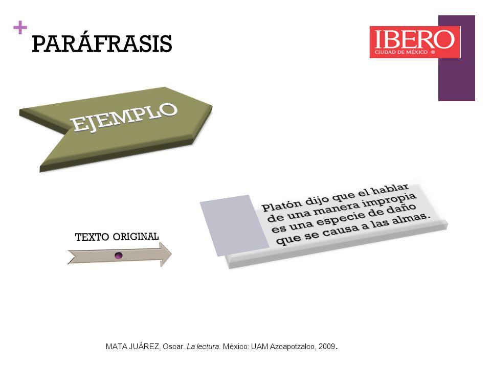 + MATA JUÁREZ, Oscar. La lectura. México: UAM Azcapotzalco, 2009.