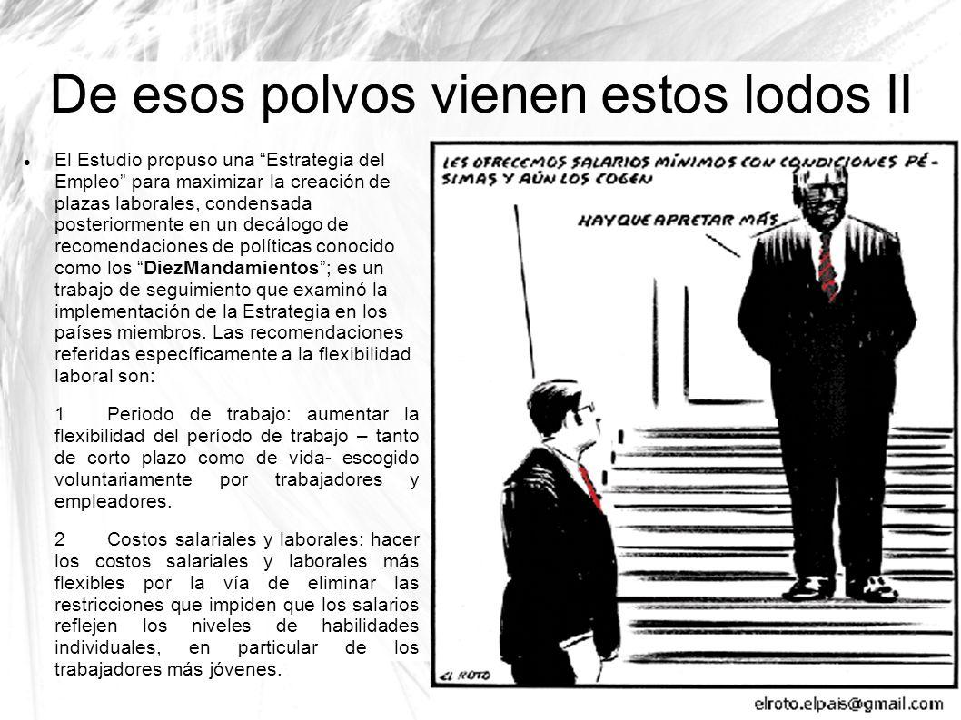 LA REFORMA DE 2011 3 - Las empresas podrán priorizar el convenio de empresa sobre el sectorial, siempre buscando el más beneficioso para el empresario y perjudicial para el trabajador.