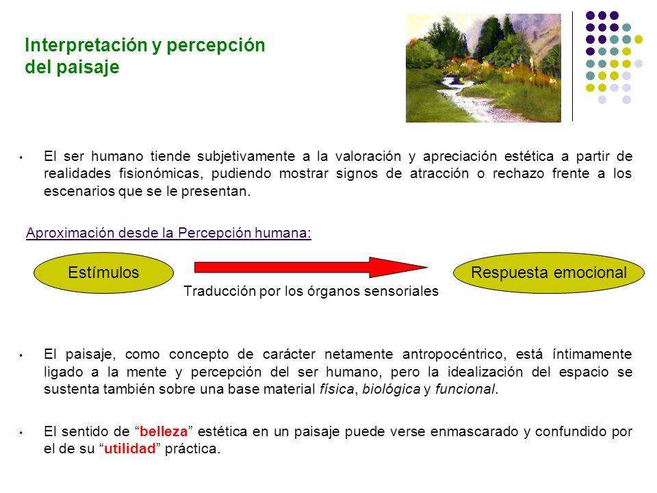 Tipología de paisajes culturales aplicables al territorio mediterráneo Informe Dobrís.