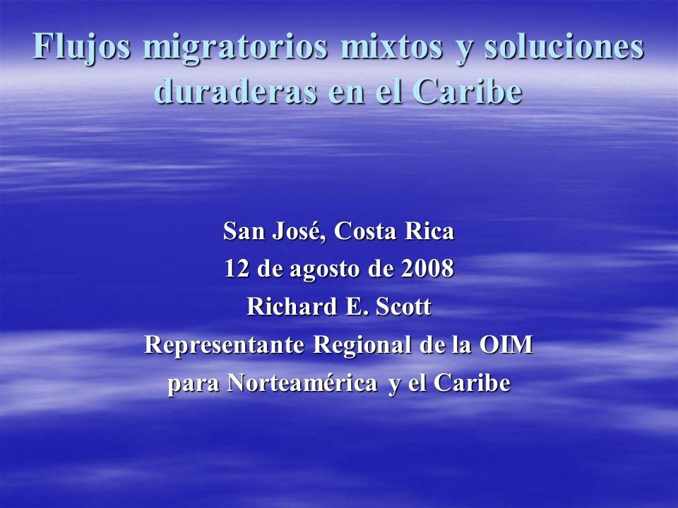 Diversidad de la migración en la región del Caribe El Caribe es una región de una diversidad sumamente grande.