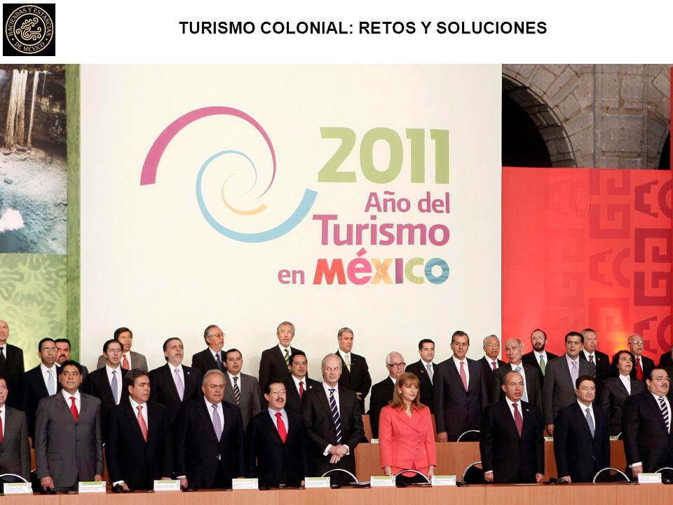 TURISMO COLONIAL: RETOS Y SOLUCIONES